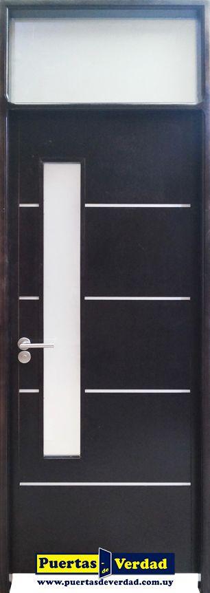 M s de 25 ideas incre bles sobre puertas de aluminio en - Puertas de aluminio baratas ...