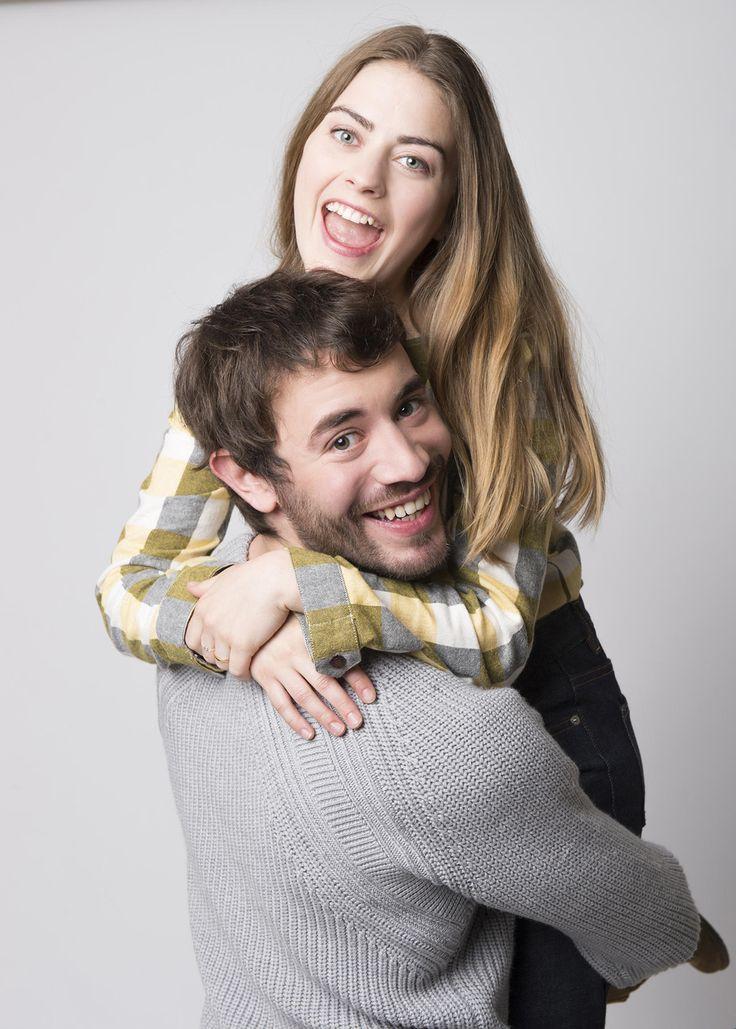 Yaniss Lespert (Christophe) & Alexandra Gentil (Tiphaine), Fais pas ci, fais pas ça