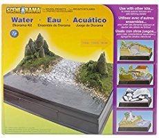 Diorama Water and Water Effects