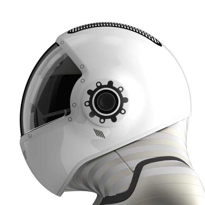 Tommy Thorn Flight Helmet by Simon Williamson at Coroflot.com