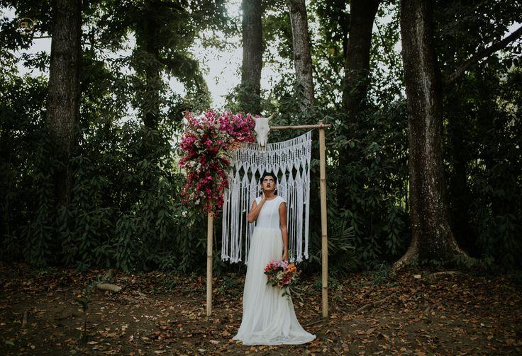 Wedding, Floral Arch, Fiji Wedding