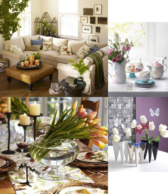 Spring Home Decor Design Ideas: 1000+ Images About Spring Has Sprung! On Pinterest