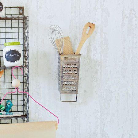 Küchendeko - kreative Ideen zum Selbermachen - reibenutensilo Rezept