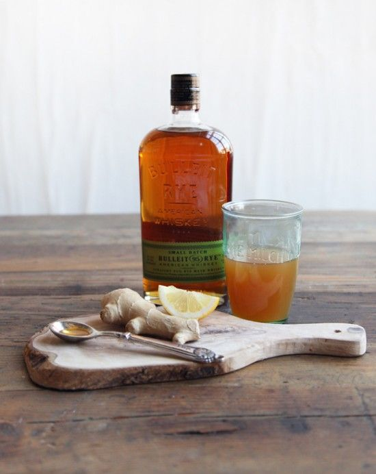 Cider Hot Toddy - homemade cold remedies