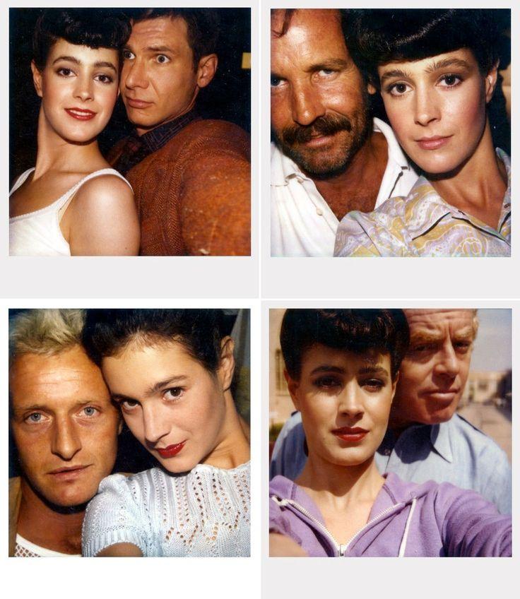 """Sean Young's """"Blade Runner"""" Polaroids -"""