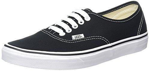 Oferta: 65€ Dto: -34%. Comprar Ofertas de Vans Authentic, Zapatillas de Lona Unisex, Negro (Schwarz/Weiß), 47 barato. ¡Mira las ofertas!