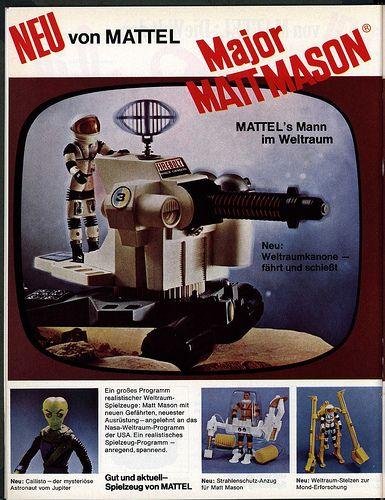 63 Best images about Major Matt Mason on Pinterest ...