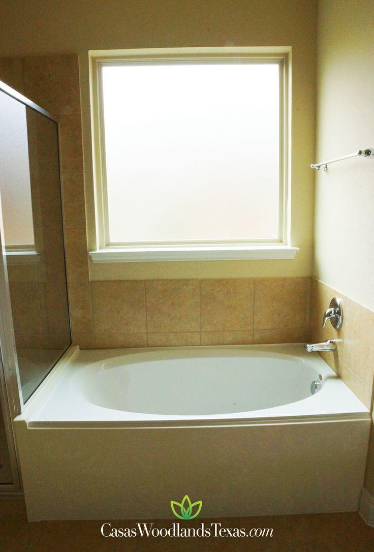Baños Con Jacuzzi De Lujo:Baño de lujo con jacuzzi #Interiores #Baños #Casas