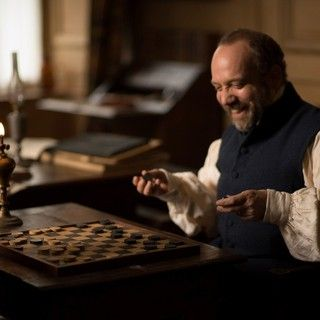 Madame Bovary - Paul Giamatti stars as Monsieur Homais in Alchemy's Madame Bovary (2015)