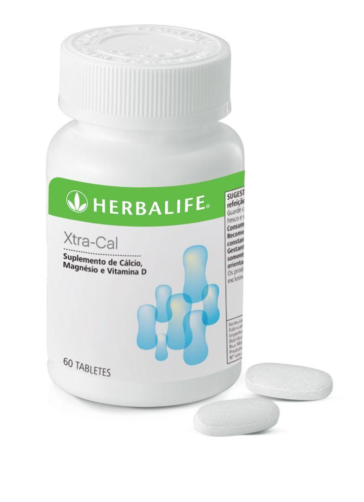 """Foco em Vida Saudavel Herbalife — """"Xtra-Cal"""", Suplemento de Cálcio, Magnésio e... .'. compre #herbalife:  http://www.focoemvidasaudavel.com.br contato@focoemvidasaudavel.com.br"""
