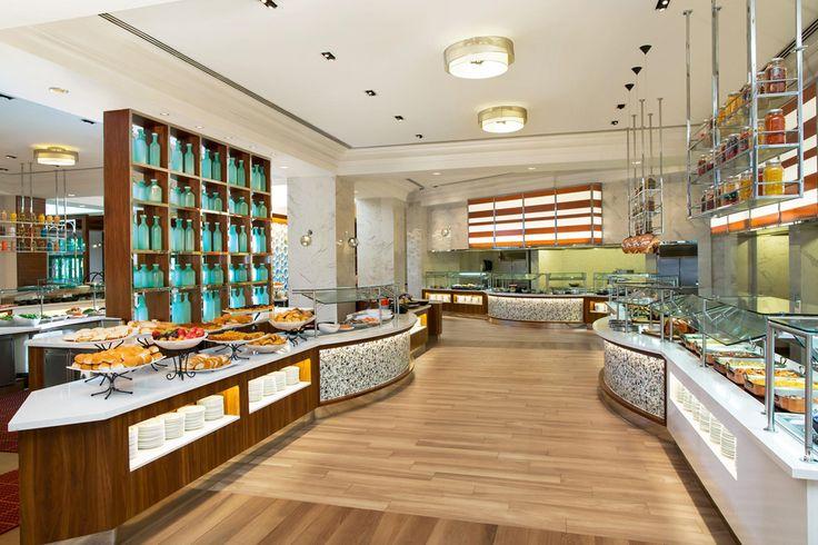 Indulge at Atlantis' new buffet-style dining restaurant - Poseidon's Table!