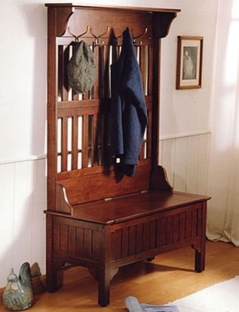 Foyer Hall Tree Bench : Images about entryway and benches on pinterest
