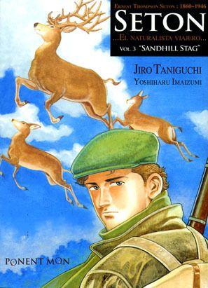 """""""Seton 3"""" de Jiro Taniguchi"""