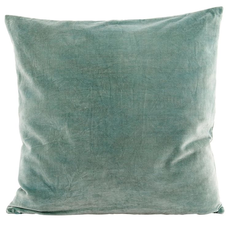 Velv Kissenbezug 50x50cm, Dusty Green - House Doctor - House Doctor - RoyalDesign.de
