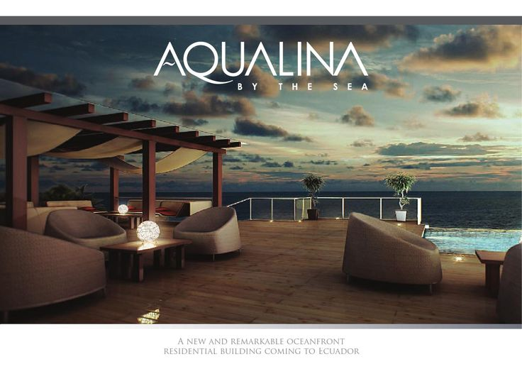 Aqualina brochure English/Ingles. For more information on this project, please contact: Hector G. Quintana at HGQ@Zen-Global.com.