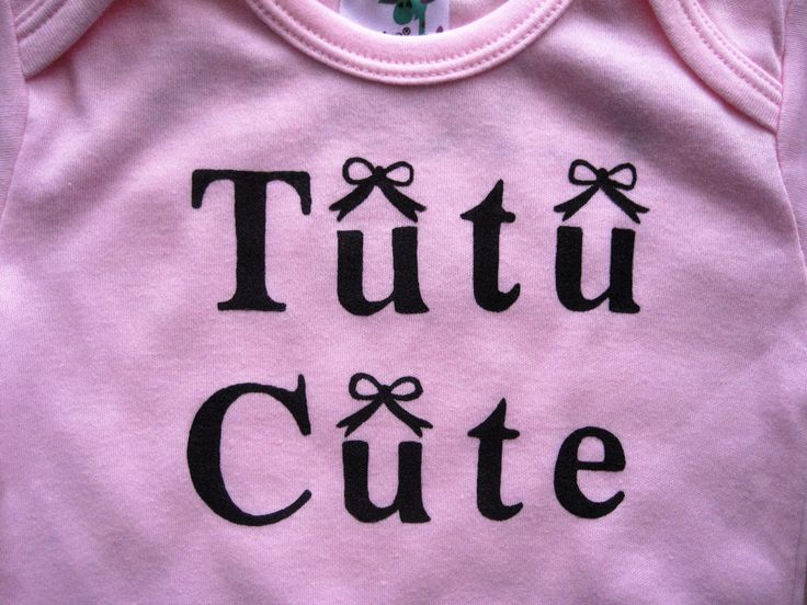 Girls TuTu Onesie , TuTu  Cute Onesie, TuTu Baby Ballerina ,Ballerina Girl Gift, Girl's Baby Shower Gift,Personalized pink Onesie, by LittleLoveBundles on Etsy https://www.etsy.com/listing/268853752/girls-tutu-onesie-tutu-cute-onesie-tutu