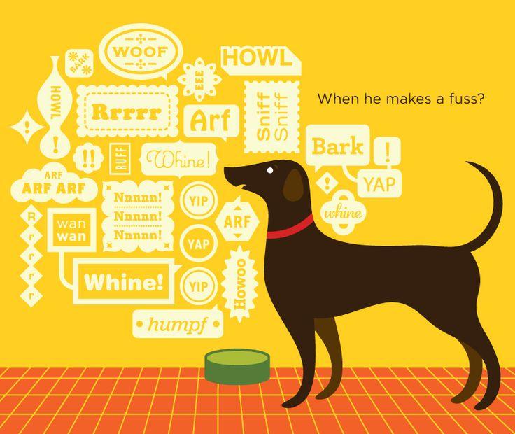 Eight Hour Day | Dog Illustration