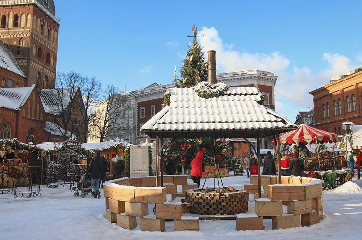 Riga is the best value city for a Christmas market mini break in Europe | Metro News