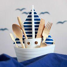 Держатель для столовых приборов и салфеток 'Boat'