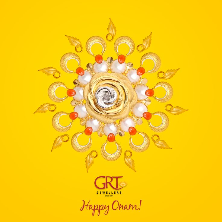 #GRT #Jewellers wishes a happy Onam Festival