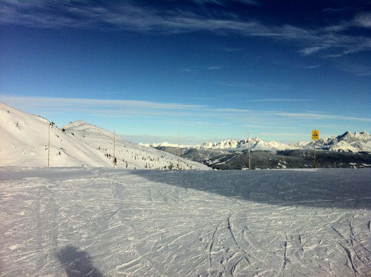 Skigebiet Wagrain Grafenberg / Ski amadé in Wagrain