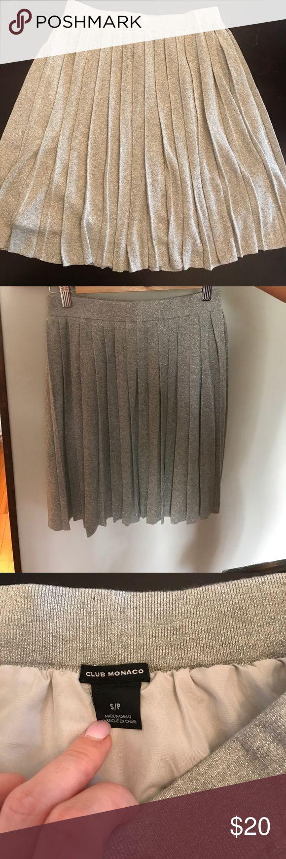 Club Monaco Skirt Excellent condition Club Monaco Skirts Midi