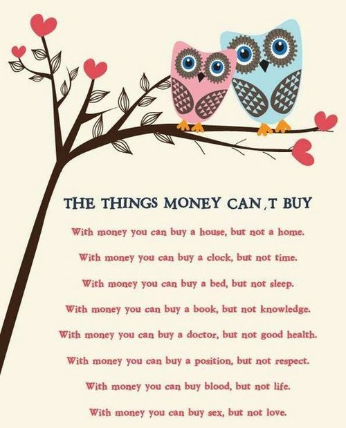 The 25+ best Money cant buy love ideas on Pinterest Nursing - purchase quotations