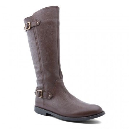 Cavaletti, Brown Leather Girls Zip-up Boots - Girls Boots - Girls Shoes http://www.startriteshoes.com/girls-shoes/boots/cavaletti-brown-girls-zip-boots
