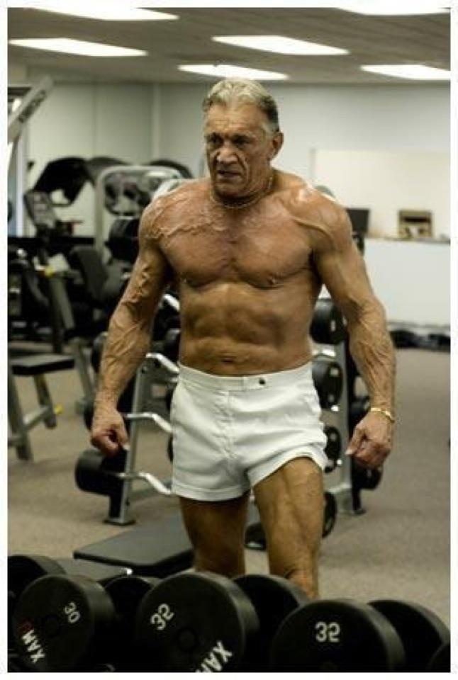 7 best Old Guys Who Are Jacked images on Pinterest