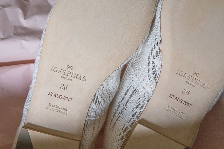 A dream day deserves to be remembered forever with the Josefinas ballerinas for brides! #josefinasportugal