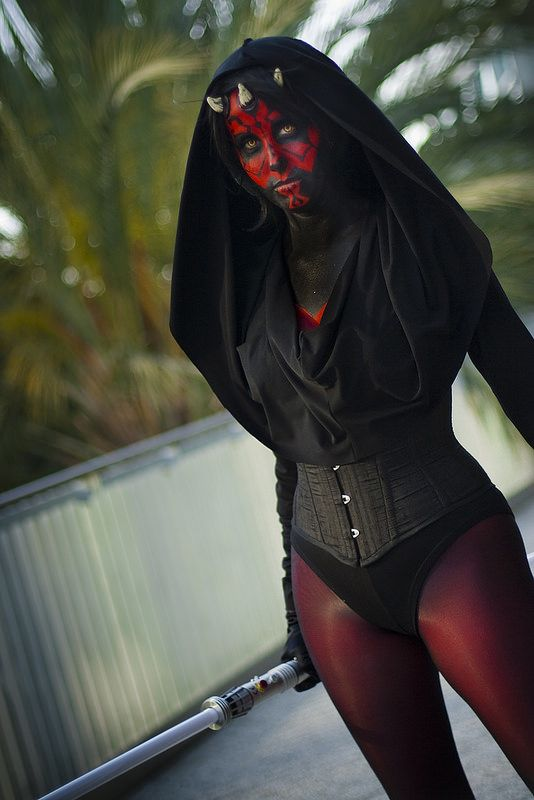 Star Wars Celebration 2015: Darth Maul | Flickr - Photo Sharing!