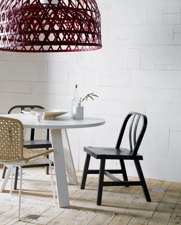 25 beste idee n over rode stoelen alleen op pinterest rode keukentafels polka dot stoel en - Stoelen rock en bobois ...