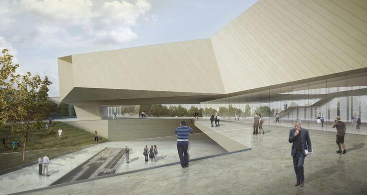 Gallery of Museum of Tolerance in Jerusalem / Chyutin Architects - 9