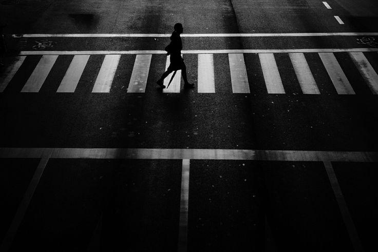 Crossing point. - Tokyo,Japan, 2016.