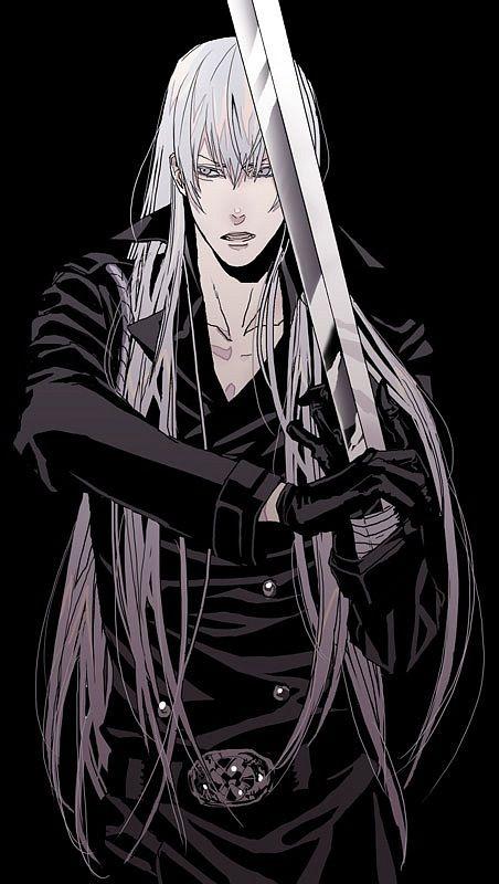 Squalo Superbi | Katekyo Hitman Reborn | ♤ Anime ♤