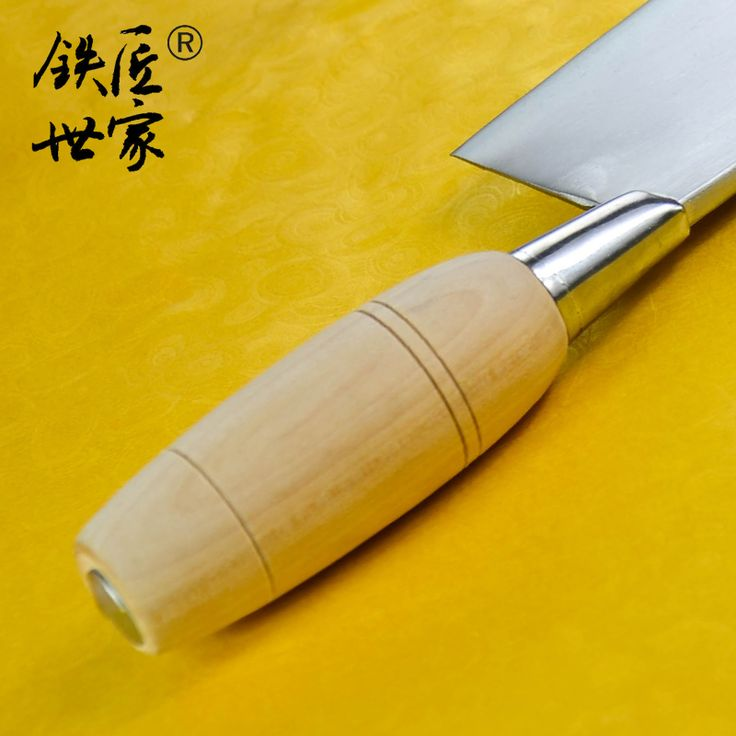 Free Shipping Blacksmith Professional Handmade Kitchen Chef Cut Meat Meat Butcher Cleaver Knife Hotel Special Slicing Knives #Affiliate