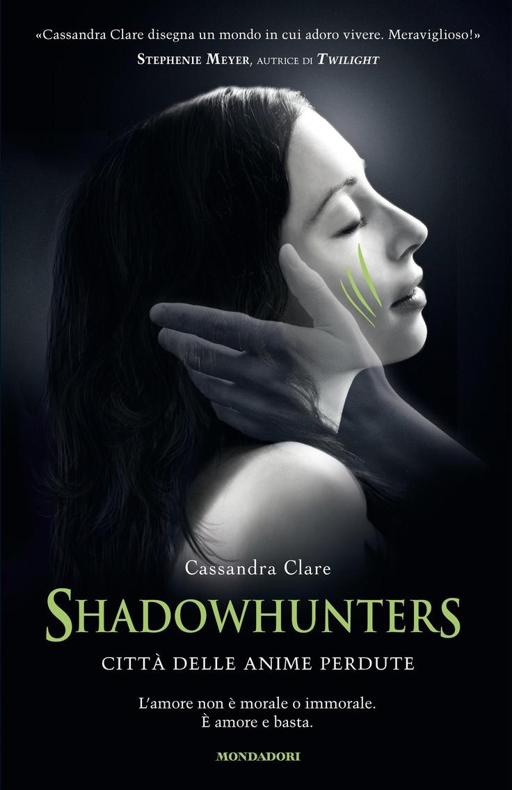 """Shadowhunters 5. - Città delle anime perdute"" X"