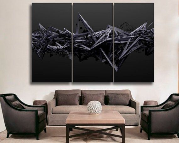 3d Wall Art Prints 3d Wall Art Decor 3d Abstract Canvas 3d