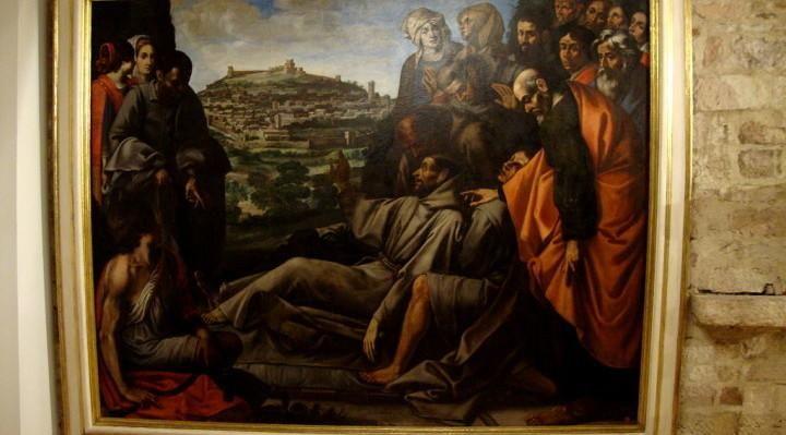 La tela San Francesco di Cesare Sermei ... http://www.assisioggi.it/cronaca/la-tela-san-francesco-di-cesare-sermei-torna-a-risplendere-18616/… #CesareSermei #SANFRANCESCO #UltimeNotizie