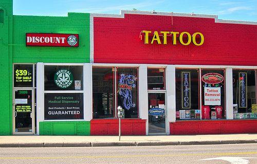 Tattoo shop Denver Colorado | Flickr - Photo Sharing!