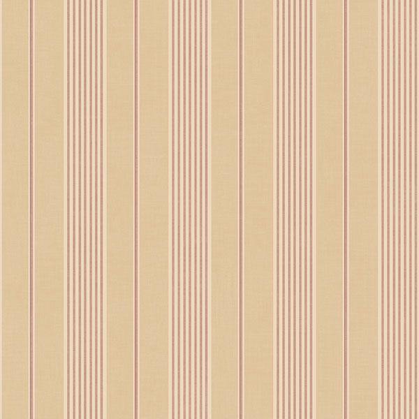 Classic stripe in traditional colours. Jardin Chic Collection by Galerie - G67322
