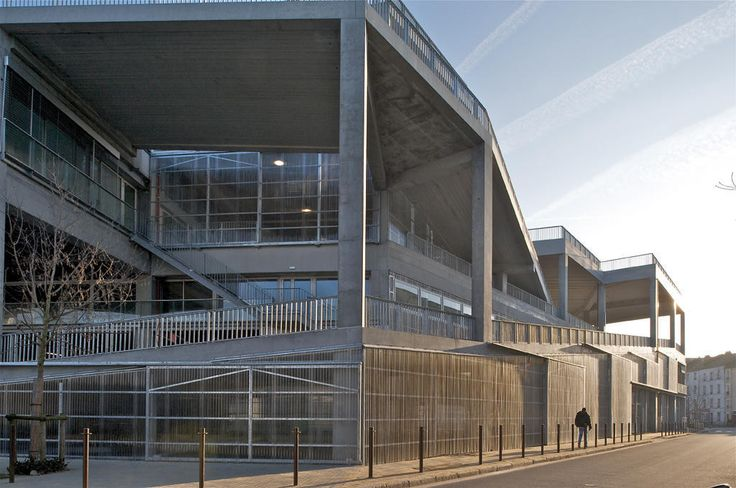 Gallery of Nantes School of Architecture / Lacaton & Vassal - 1