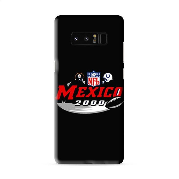 NFL MEXICO 2000 BLACK Samsung Galaxy Note 8 3D Case Caseperson