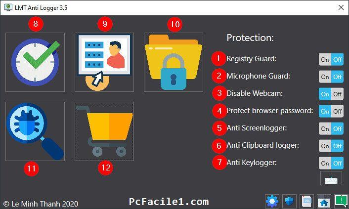 حماية كلمات المرور من السرقة ومنع تسجيل ضربات لوحة المفاتيح Gaming Logos Logos