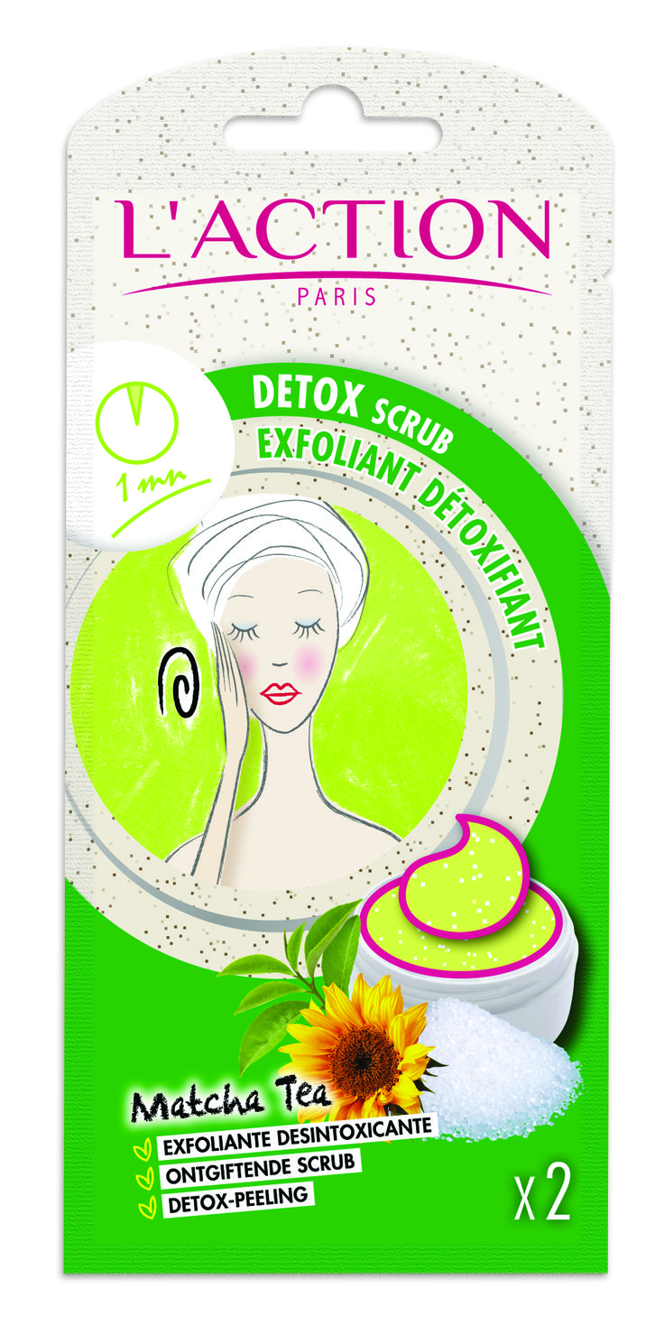 Detox Scrub