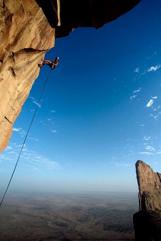 Rock Climbing - Awesome