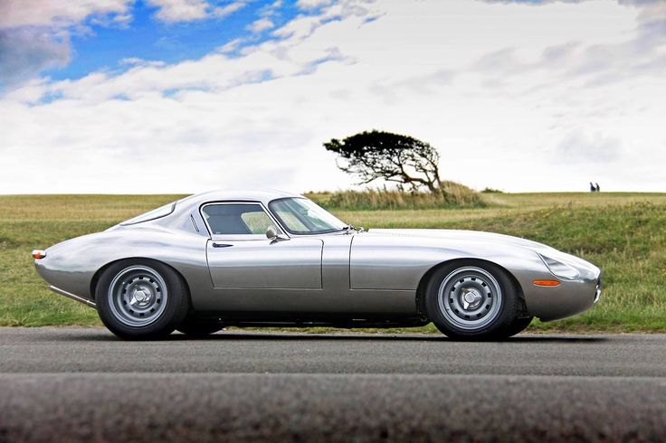 2013 | Eagle Engineering Jaguar E-Type Low-Drag Coupe Replica
