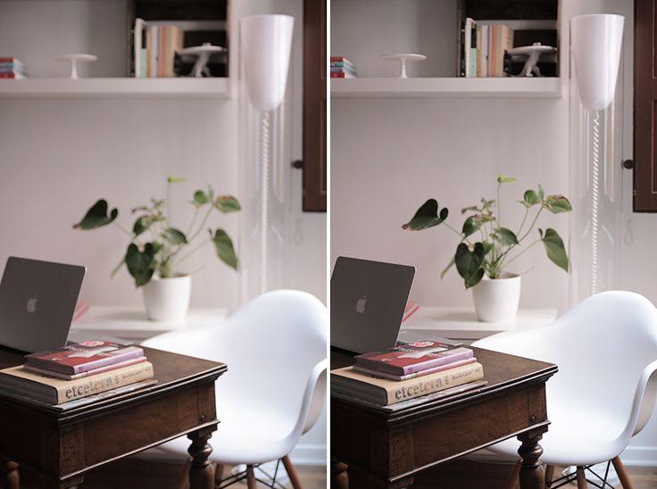 il mio piccolo home office - A Casa di Ro