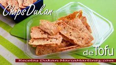 Recetas con Tofu: Chips de Tofu, salados o dulces