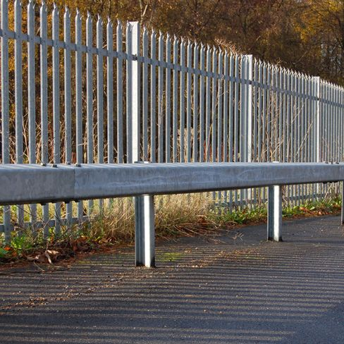 Get Gates & Fence It - Crash Barrier
